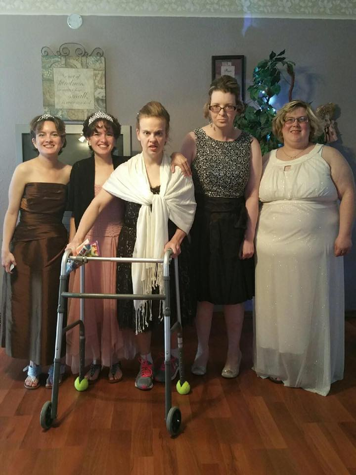 Able Residential Activity - Prom